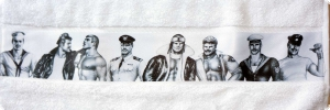 Finlayson Tom of Finland Fellows Handtuch