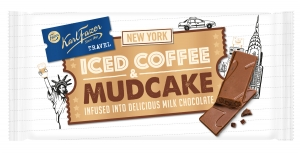 Fazer Travel New York Iced Coffee & Mudcake, 130 g
