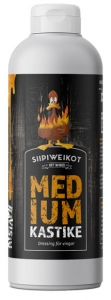 Siipiweikot Hot Wings Kastike Medium Chicken Wings Geflügelsauce, 0,5 l