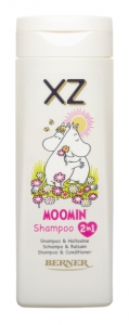 XZ Muumi 2in1 Shampoo, 250 ml