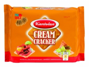 Kantolan Cream Cracker,    400 g