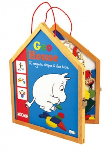 Mumin GeoHouse Magnethaus