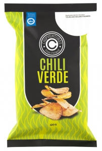 Real Snacks Chili Chips, 120 g
