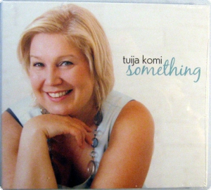 CD Tuija Komi - Something