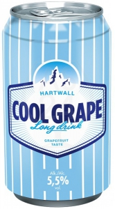 Hartwall Cool Grape Lonkero